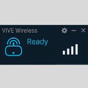Wait until VIVE Wireless is ready